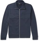 A.p.c. - Vincent Cotton Zip-up Sweatshirt
