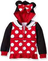 Freeze Minnie Mouse Costume Hoodie - Toddler