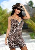 The Saress Beach Cover-Up -Short - Choose from a Variety Of Stylish Colors - Also Available in a Long Version