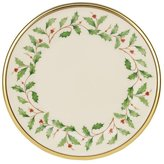 Lenox Holiday Bread and Butter Plate