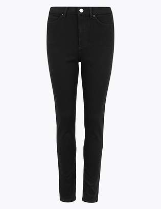 Marks and Spencer Ponte Skinny Leg Trousers