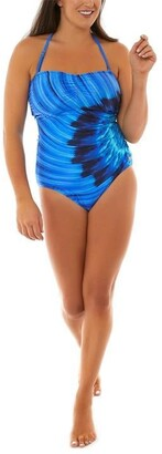 Seaspray Kyma Sweetheard Bandeau Swimsuit