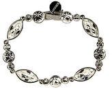 Givenchy Crystallized Flex Bracelet