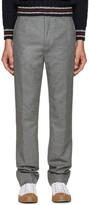 Acne Studios Grey Pro Trousers