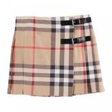 Burberry Tartan Kilt skirt