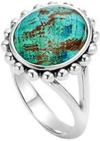 Lagos 'Maya' Small Doublet Ring