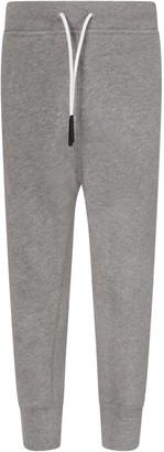 Burberry Grey Kids Sweatpants With Logo