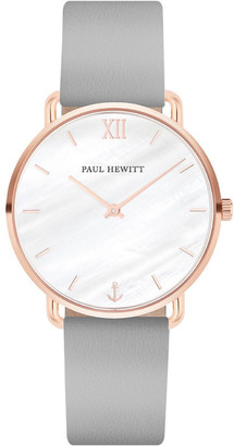 Paul Hewitt PH-M-R-P-31S Miss Ocean Line Grey Watch