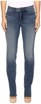 NYDJ Samantha Slim in Shape 360 Denim in Arctic Haze Women's Jeans