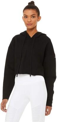 Alo Yoga womens Edge Hoodie Sweatshirt