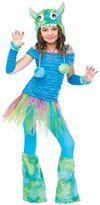 Blue Beasty Costume - Kids