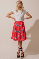 Yumi Kim Cassie Silk Skirt
