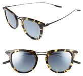 Salt Women's Raines 47Mm Polarized Sunglasses - Yellow Jacket/ Black Sand