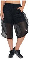 Puma Xtreme Mesh Frill Shorts Women's Shorts