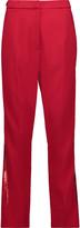 MM6 MAISON MARGIELA Stretch-crepe tapered pants