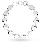 Links of London Silver Grace Oval Disc T-Bar Bracelet 5010.3062