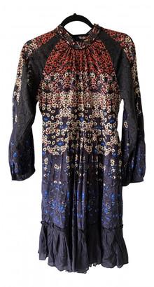 Anthropologie Multicolour Viscose Dresses