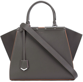 Fendi 3 Jour Contrast Trim Bag