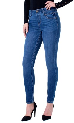 Liverpool Gia Glider High Waist Skinny Jeans