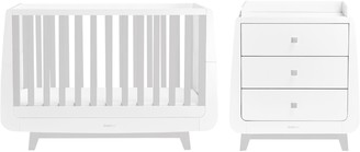 Snüz Snuz Snuzkot Luxe 2 Piece Nursery Furniture Set