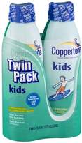 Coppertone Kids Sunscreen, Clear Continuous Spray, SPF 50