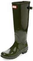Hunter Original Adjustable Gloss Wellington Boot