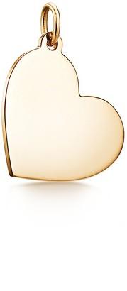 Tiffany & Co. Charms heart tag in 18k gold, medium