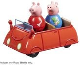 Peppa Pig Weebles Wobbily Car