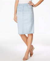 Charter Club Denim Skirt, Only at Macy's