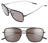 Salt Men's Harrison 54Mm Polarized Sunglasses - Black Sand/ Matte Black