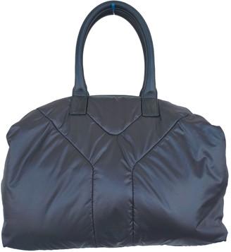 Saint Laurent Easy Black Synthetic Handbags