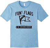 Ripple Junction Big Bang Theory Fun With Flags Collegiate