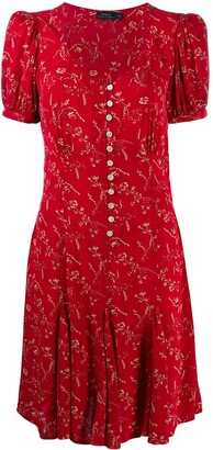 Polo Ralph Lauren Floral Button Dress