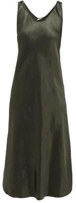 MAX MARA LEISURE Talete Dress - Womens - Khaki