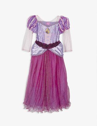Dress Up Disney Princess Rapunzel fancy dress costume and tiara 5-6 years