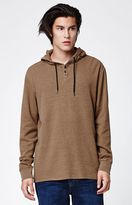 Volcom Murphy Hooded Long Sleeve Thermal T-Shirt