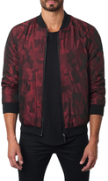 Jared Lang Reversible Bomber Jacket