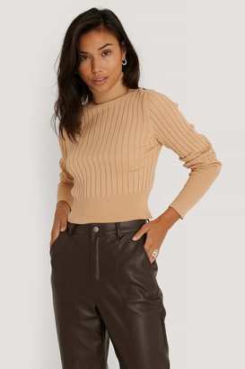 Trendyol Ribbed Sweater