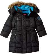 Weatherproof Big Girls' Outerwear Jacket (More Styles Available)