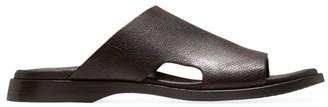 Cole Haan Goldwyn Leather Slide Sandals
