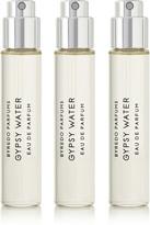Byredo Gypsy Water Set Eau De Parfum - Bergamot & Pine Needles, 3 X 12ml