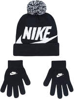 Haddad Nike Hat & Glove Set - Boys 8-20
