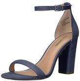 Navy Blue Dress Women's Sandals - ShopStyle