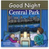 Bed Bath & Beyond Good Night Central Park Board Book