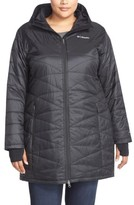 Columbia Plus Size Women's Mighty Lite Hooded Jacket