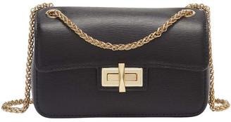 DKNY R02E3I68 Jojo Mini Flap Over Crossbody Bag