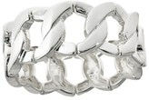 "Women's Stretch Bracelet - Silver (7"")"