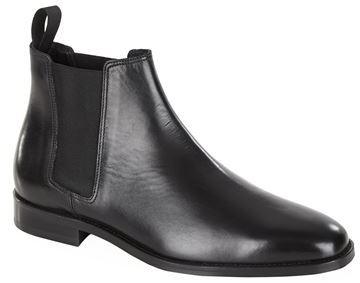 Sandro Leather Chelsea Boot