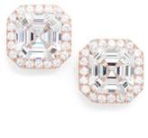 Nordstrom Women's Cubic Zirconia Stud Earrings