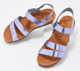 Naot Footwear Leather Multi-Strap Sandals - Kayla